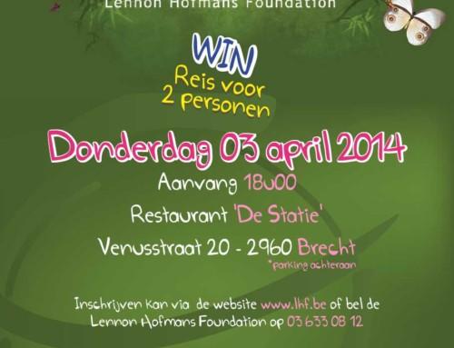Easter Diner 2014