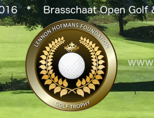 Lennon Hofmans Foundation Golf Trophy 2016