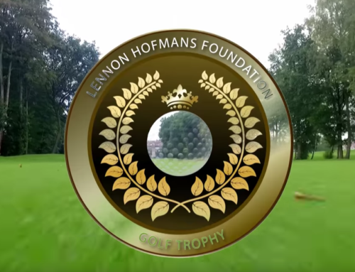 Lennon Hofmans Foundation Golf Trophy 2017