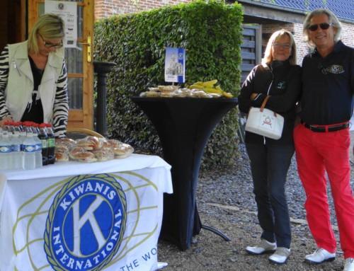 Kiwanis Brasschaat steunt…